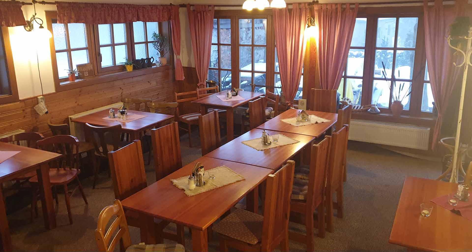 Pension Bohemia - ubytování na horách